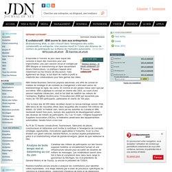 E-collaboratif : IBM ouvre le Jam aux entreprises