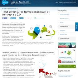 Travail collaboratif: Outils, ressources et best practices