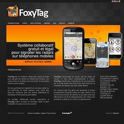 Système collaboratif, gratuit et légal pour signaler les radars sur téléphones mobiles
