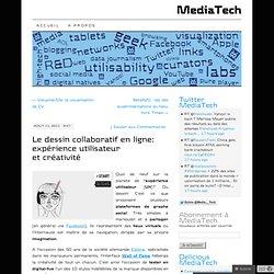 Le dessin collaboratif en ligne: expérience utilisateur et créativité