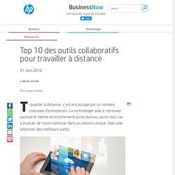 Top 10 des outils collaboratifs pour travailler à distance - HP BusinessNow - 6684