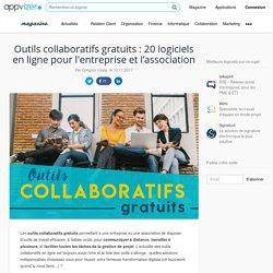 Outils Collaboratifs Gratuits ▷ 20 plateformes en ligne pour le travail collaboratif