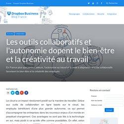 Les outils collaboratifs et l'autonomie dopent le bien-être et la créativité au travail