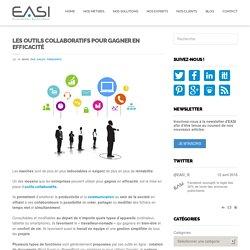 Les outils collaboratifs pour gagner en efficacité