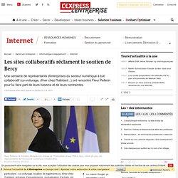 Les sites collaboratifs réclament le soutien de Bercy