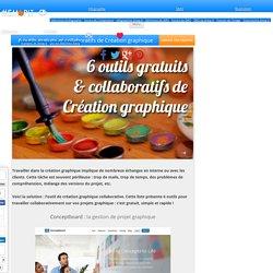 6 outils gratuits et collaboratifs de Création graphique