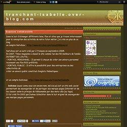 Espaces collaboratifs - TRANCHANT Isabelle préparation au C2i2E