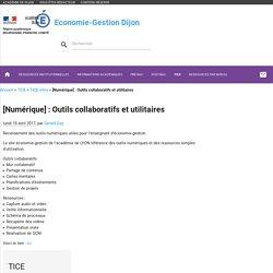 [Numérique] : Outils collaboratifs et utilitaires