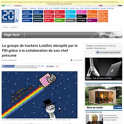 Des membres influents du groupe de hackers LulzSec arrêtés