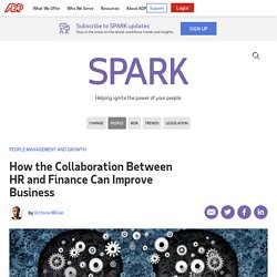How the Collaboration Between HR and Finance Can Improve Business