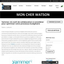 Yammer: Un outil de collaboration à considérer pour optimiser votre processus budgétaire