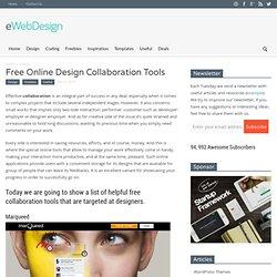 Free Online Design Collaboration Tools