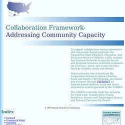 National Network for Collaboration Framework