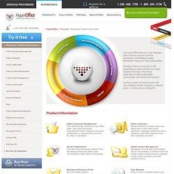 Online Collaboration Suite: Integrated Web Collaboration Softwar