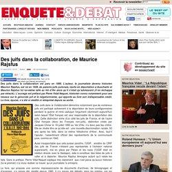 Les juifs français dans la collaboration