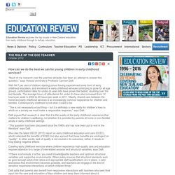 Education Review: New Zealand's Latest Education news on Teaching, Students, Schools, Learning, Collaboration, Special Education, Te Reo, Best Practice, Exchange Programmes, Leadership and Curriculum