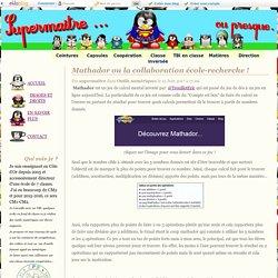 Mathador ou la collaboration école-recherche !