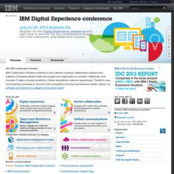 IBM - Web 2.0 for business