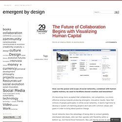 The Future of Collaboration Begins with Visualizing Human Capital