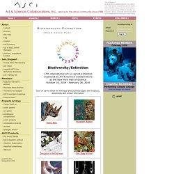 Art & Science Collaborations, Inc. (ASCI) - Biodiversity-Extinction