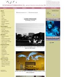 Art & Science Collaborations, Inc. (ASCI) - Biodiversity - Strohacker