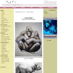 Art & Science Collaborations, Inc. (ASCI) - Biodiversity - Goldman