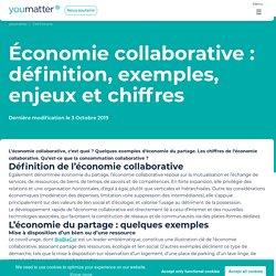 Économie collaborative : définition, exemples, enjeux et chiffres