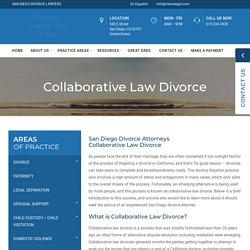 Collaborative Law Divorce