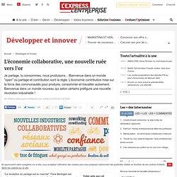 Oui Share premier festival de l'économie collaborative les 2 et 3 mai à Paris