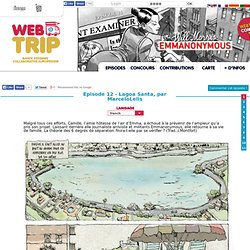 WebTrip Comics Saison 2 - Bande Dessinee Collaborative Europeenne