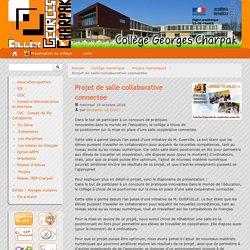 Projet de salle collaborative connectée - Collège Georges Charpak de Goussainville