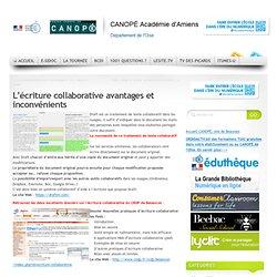 L'écriture collaborative avantages et inconvénients