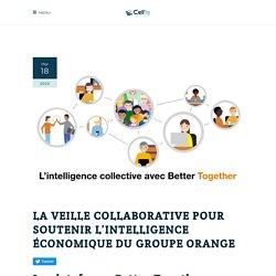 La veille collaborative pour soutenir l'intelligence économique du groupe Orange