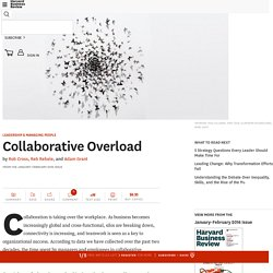 Collaborative Overload
