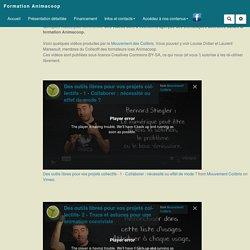Animacoop - Se former à animer des projets de manière collaborative ! : PourCommencer