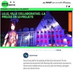 Lille, ville collaborative : la preuve en 10 projets