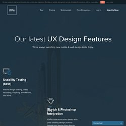 Features Collaborative Prototyping, 100s Of UI Patterns & More!