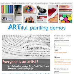 A collaborative work of Art in North Vancouver becomes a world wide project