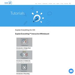 iOS - Collaborative Whiteboard, Ipad Education App