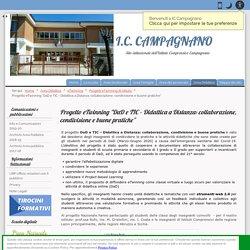 """Articolo sul sito della scuola - Progetto eTwinning """"DaD e TIC - Didattica a Distanza: collaborazione, condivisione e buone pratiche"""""""
