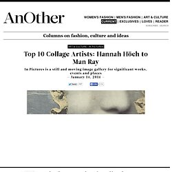 Top 10 Collage Artists: Hannah Höch to Man Ray - In Pictures