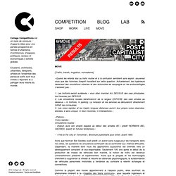 Collage Lab – Competition » Post-Capitalist-City-Move