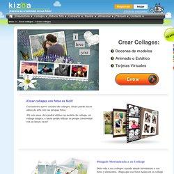 Cree un collage gratuitamente con sus fotos