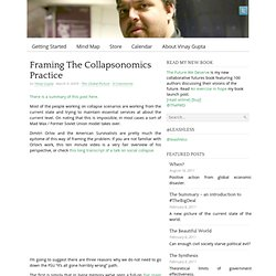 Framing The Collapsonomics Practice