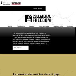 Censure en ligne mise en échec
