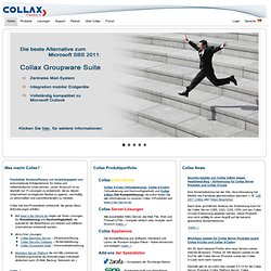 Collax Flexible IT for your business