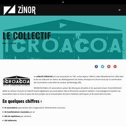 Collectif culturel ICROACOA : Collectif associatif culturel sur les terres de Montaigu