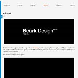 Bëurk Design©®™ Agency