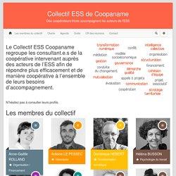 Collectif ESS : PagePrincipale