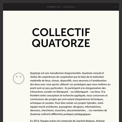 Collectif Quatorze